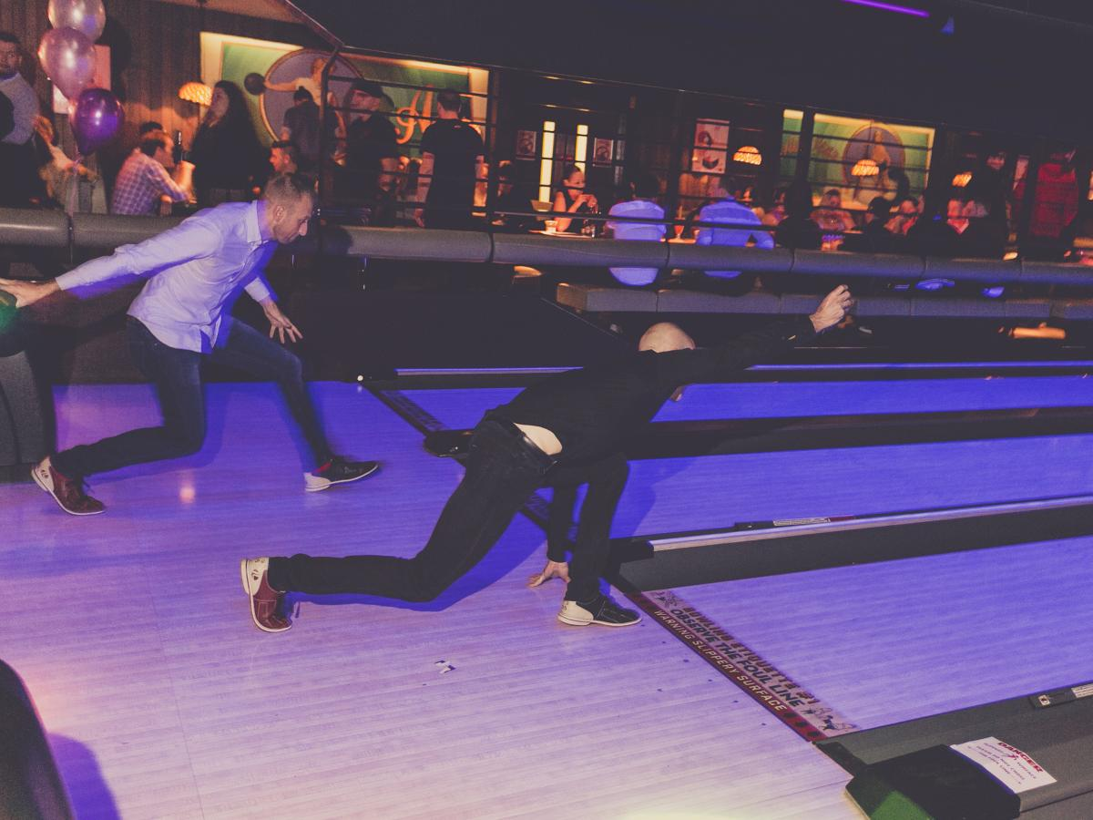 Shake, Rattle & Bowl at All Star Lanes